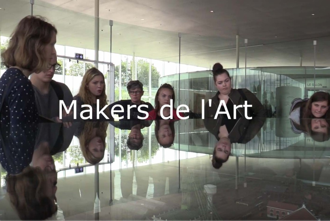 Vignette de la médiation Les Makers de l'Art